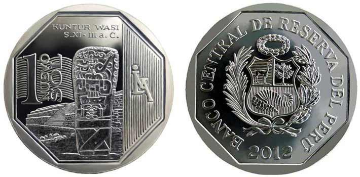 wealth and pride peruvian coin series kuntur wasi