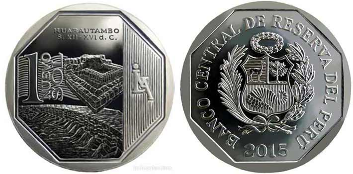 wealth and pride peruvian coin series huarautambo