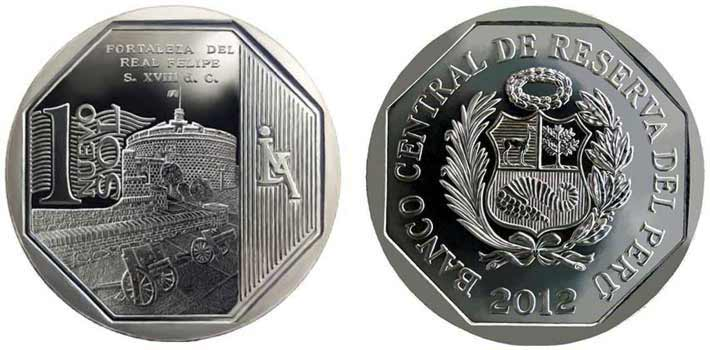 wealth and pride peruvian coin series real felipe