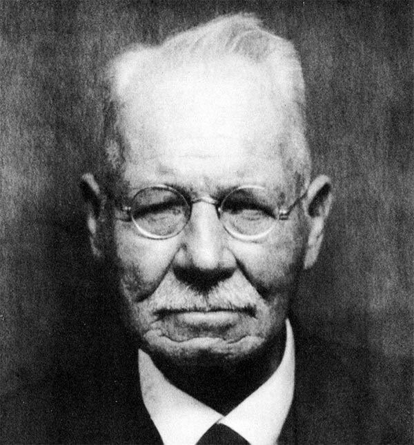 Max Uhle - German Archaeologist