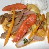 Peruvian Main Courses