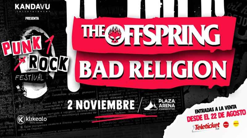 the-offspring-bad-religion-punk-rock-festival-lima-2019