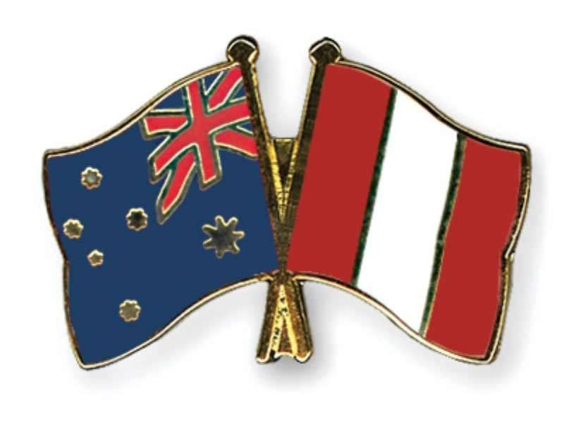 Negotiations On A Free Trade Agreement Between Peru And Australia On