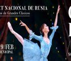 The Russian Ballet Company performs three nights in Cusco and presents the Gala de Solistas