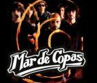Famous Peruvian rock band Mar de Copas plays unplugged in Lima, Peru
