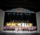 The show Retablo the Carnaval is back at the Gran Teatro Nacional in Lima, Peru