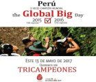 Be part of the Global Big Day 2017, support the conservation of birds and help Peru to become the Birding Champion for the third time in a row