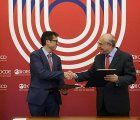 Peru signed the Convention on Combating Bribery of Foreign Public Officials in International Business Transactions (Anti-Bribery Convention) and the Convention on Mutual Administrative Assistance in Tax Matters; photo: OECD