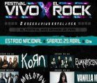 Vivo X el Rock 9 in Lima