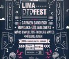 Lima Popfest 2017, the Latin American indie pop festival is back