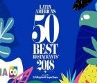 Maido, Central and Astrid y Gastón are among the Top 10 of Latin America's 50 Best Restaurants