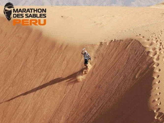 The Marathon des Sables, the toughest long distance running race in the world, is coming to Peru in November 2017