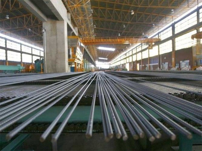 The Peruvian steelmaker Acero Arequipa has to shut down its production plant in Arequipa as they can't compete with cheap Chinese imports anymore