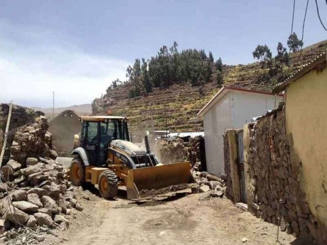 According to Peruvian president Pedro Pablo Kuczynski (PPK) the costs for rebuilding the country after the devastating rains, floods and landslides will accumulate to about US$ 9 billion; photo: Andina