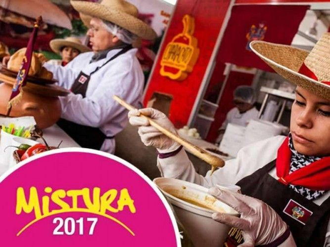 New location for the Mistura 2017 is the Club Revolver in Lima's district Rimac