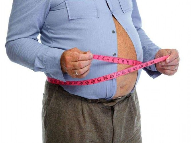 40% of Peruvians are overweight or obese according to reports of the National Institute of Healthh