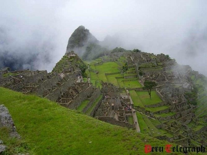 From January 1, 2019 visitors have to choose between 3 time periods to enter Machu Picchu in Peru