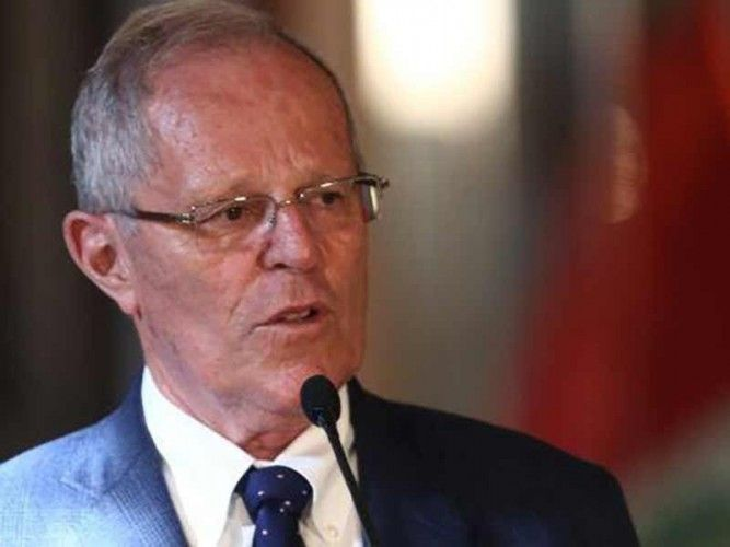 Popularity of Peru's president PPK declines even further in January; photo: El Comercio