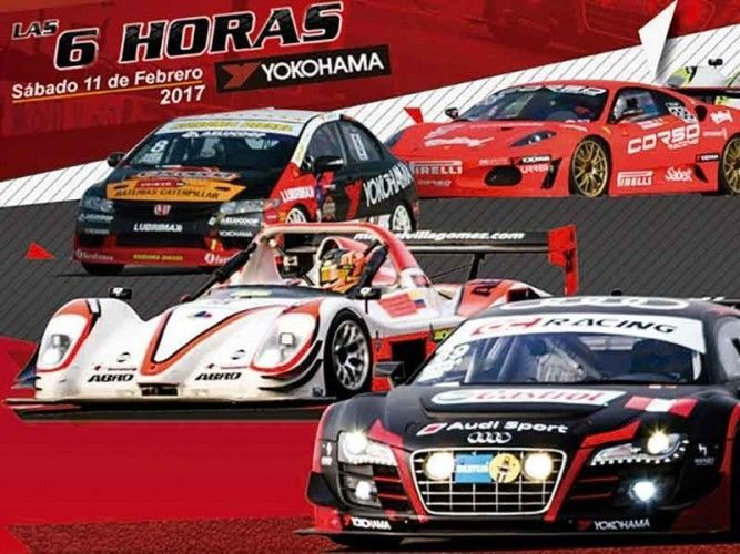 6 Hours of Peru endurance race 2017