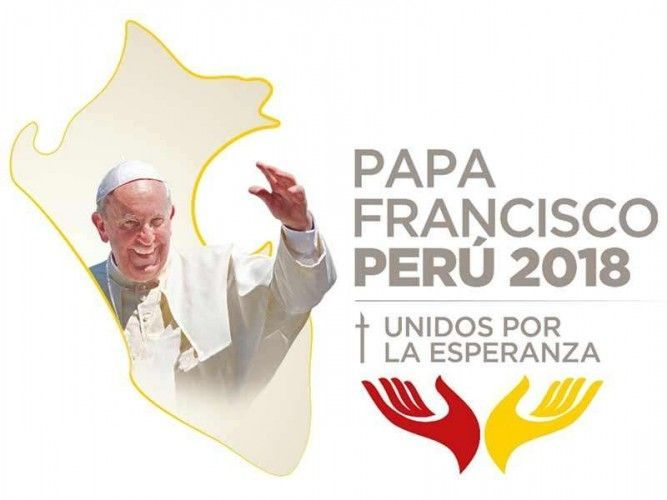 Pope Francis visits Peru in January 2018