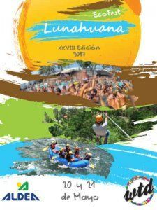 Ecofest 2017 in Lunahuana Peru - a festival dedicated to adventure sport and eco-tourism
