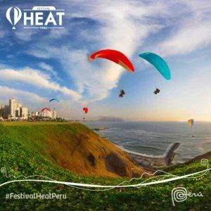 Latin music and culture at the first Heat Festival in Lima