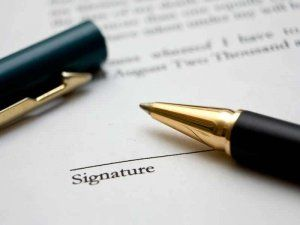 Permit to sign contracts (PEFC- Permiso especial para firmar contratos) in Peru