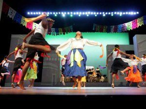 The National Folkloric Ensemble presents Retablo de Carnaval