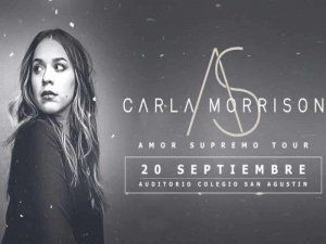 Carla Morrison comes to Lima as part of her Amor supremo Tour 2017