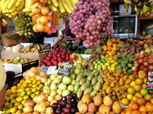 Fresh fruits and veggies from Peru are available in over 80 countries around the globe