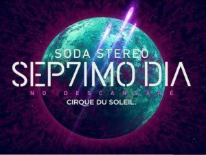 Cirque du Soleil is back in Lima in June 2017 presenting their show Sep7imo Dia