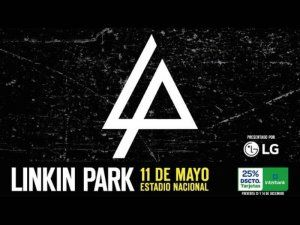 Linkin PArk performs for the first time in Lima