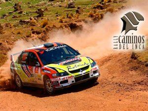 The Caminos del Inca Rally 2016 is held from the 22nd to the 30th October in Peru, photo: autotvperu