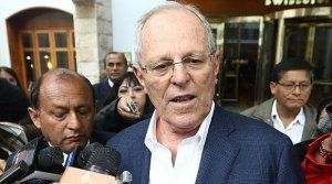 Popularity of Peru's president drops by 8 % (Picture: El Comercio)