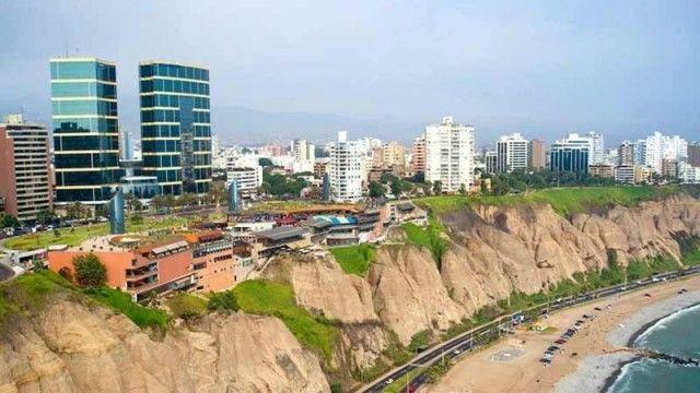 Real estate prices in Lima 2019