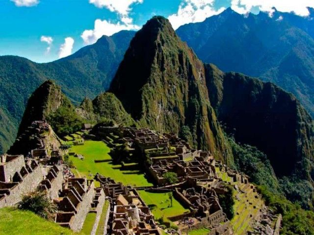 Cable car to Machu Picchu?