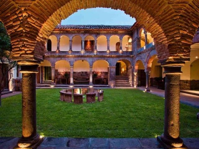 Two Peruvian Hotels among the Best Hotels in the World