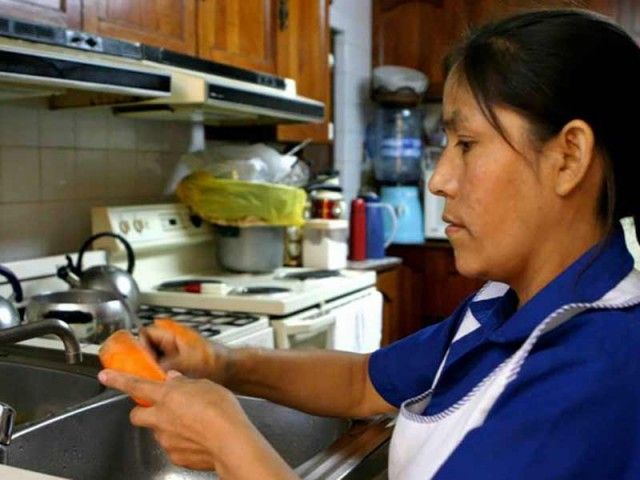 Domestic Workers in Peru