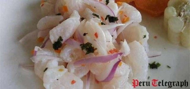 Peruvian Ceviche among Top 100 dishes in the world