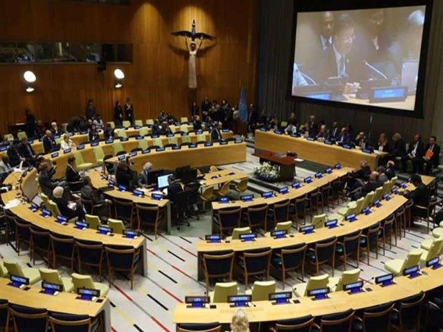 Peru signs UN Treaty on the Prohibition of Nuclear Weapons