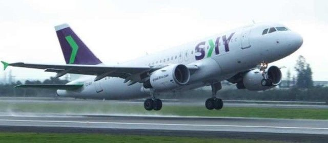 Sky Airline Peru takes off in April