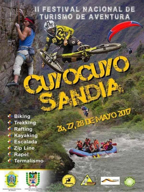 Adventure Tourism Festival Cuyo Cuyo