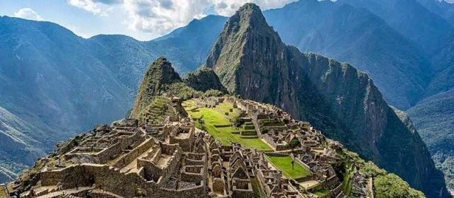 """No"" to cable car for Machu Picchu?"