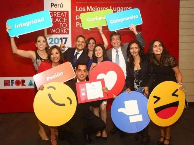 50 Best Places to Work in Peru 2017