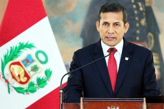 Humala under investigation for money laundering and bribery