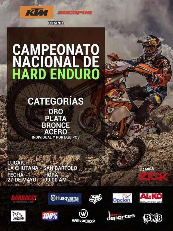 National Hard Enduro Championship