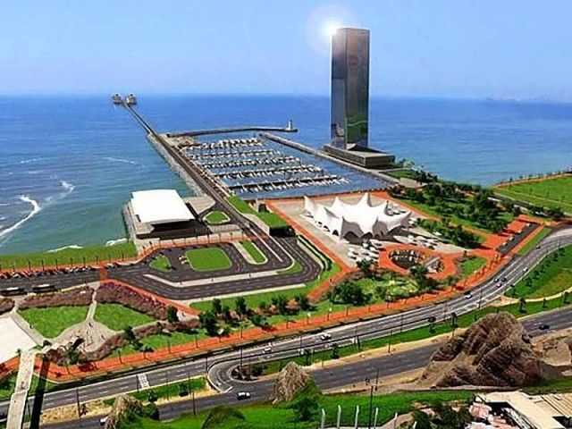 New cruise terminal planned in Miraflores, Lima