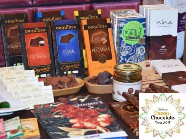 8th Cacao and Chocolate Salon 2017
