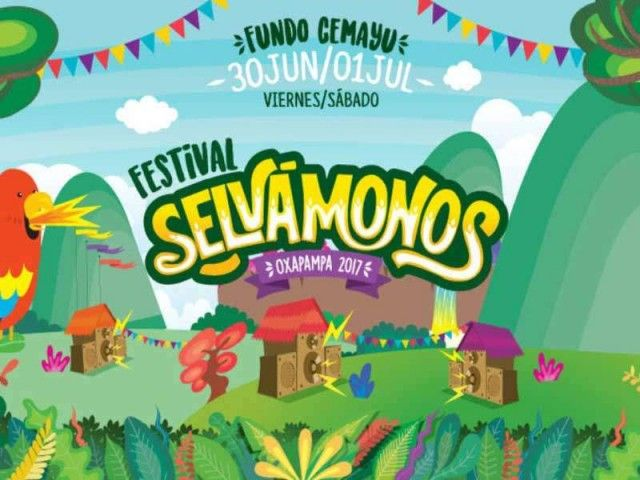 Selvamonos Art and Music Festival 2017 in Oxapampa