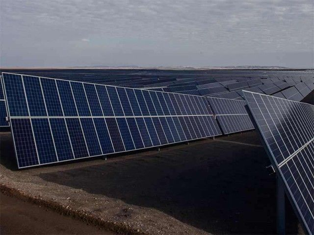 Largest solar power plant in Peru inaugurated